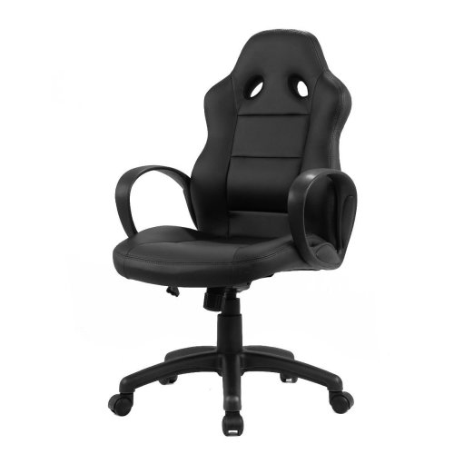 PU Leather Office Chair Swivel Seat