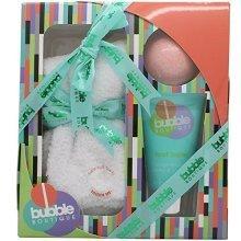 Style & Grace Bubble Boutique Sock Set -  style grace set bubble boutique sock gift bath socks pair one size 90g