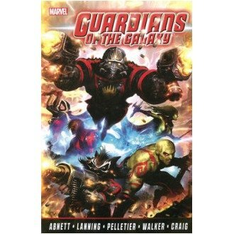 Guardians of the Galaxy: Complete Collection Volume 1