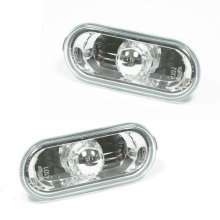 Vw Golf Mk4 1998-2004 Crystal Clear Side Repeaters 1 Pair