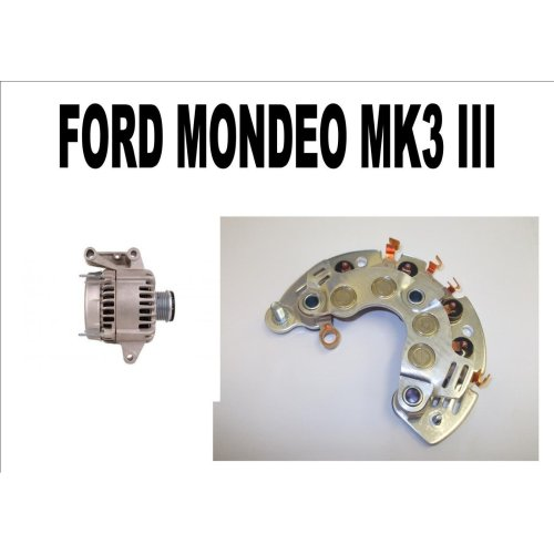 FORD MONDEO MK3 III 1.8 2.0 16V 2000 - 2007 NEW ALTERNATOR RECTIFIER