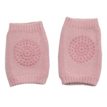 Cute Cotton Baby Leg Warmers Knee Pads/Protect-Sheep,Pink