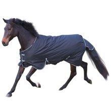 Kerbl Horse Blanket RugBe 200 Black 155 cm 326130