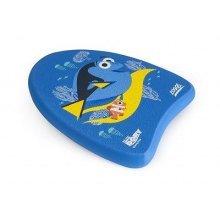 Zoggs Kid's Finding Dory Hank Character Mini Kickboard - Kids New Swim Practice -  zoggs hank mini kickboard kids finding dory character new swim