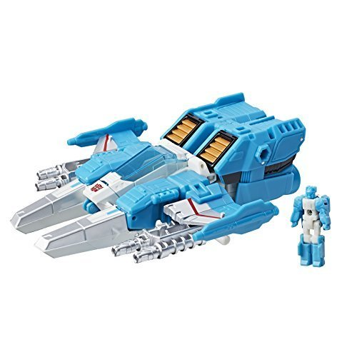 Transformers Generations Titans Return Deluxe Autobot Topspin and Freeze Out Figure