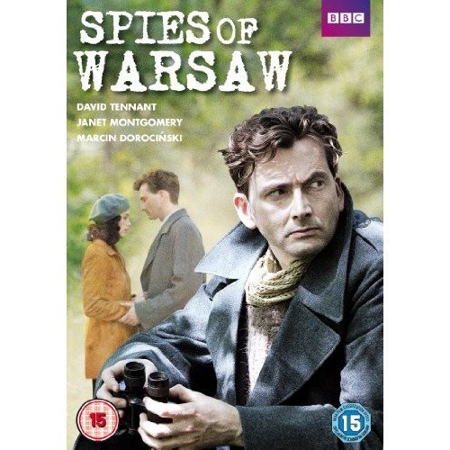 Spies of Warsaw [dvd]