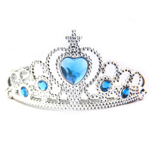Novelty Tiaras Dress-Up Tiaras Tiara Crown Princess Great Party Tiaras ( H )
