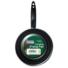 Outdoor Camping Frying Pan -  camping frying pan kingfisher 20cm brand new
