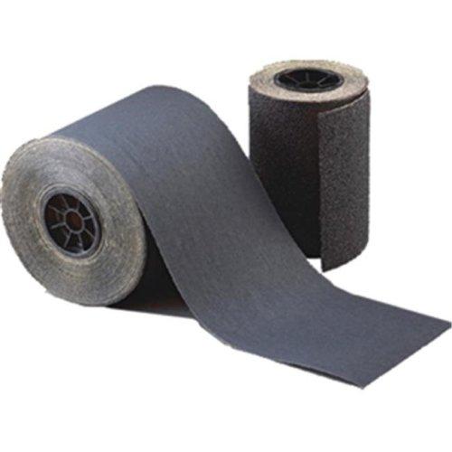 Norton 23444 8 in. x 50 yd. 100 2-0 Grit Economy Floor Paper Roll