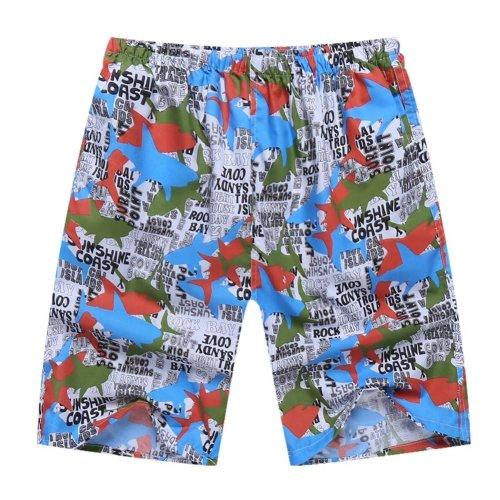 Casual Sports Pants Soft Beach Pants Quick-Drying Summer Men's
