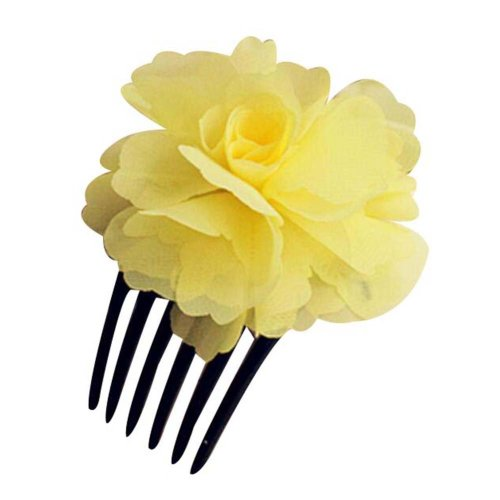 Pack of 2 Hair Combs Pins Lady Hair Decorations Beautiful Hair Clips For Fashion