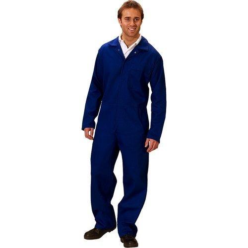 "Click CFRBSR36 Flame Retardant Boiler Suit Royal Blue 36"""
