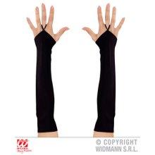 Widmann 00583-fingerless Satin Gloves Other Toys -  widmann 00583fingerless satin gloves other toys
