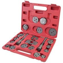 Am-tech I8030 Brake Piston Rewind Kit - Red (21-piece) -