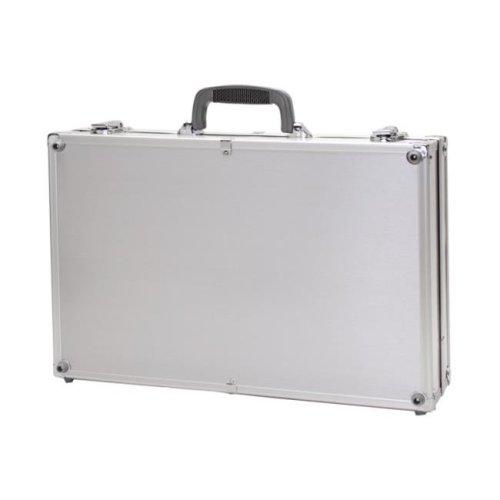 TZ Case PKG-20 S Aluminum Packaging Case, Silver - 5.5 x 13.5 x 20 in.