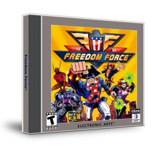 games like freedom force