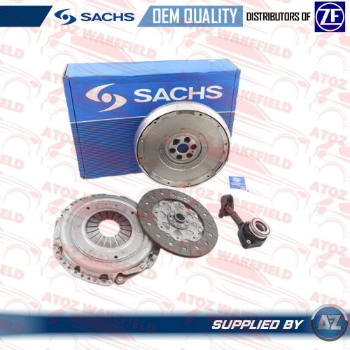 FOR OPEL VAUXHALL INSIGNIA 2.0 CDTi DUAL MASS FLYWHEEL CLUTCH KIT ZMS SACHS
