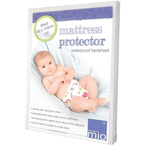 Bambino Mio Fitted Mattress Protector