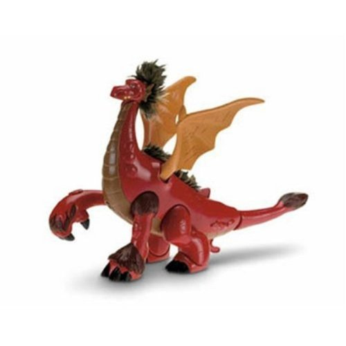 Fisher-Price Imaginext Large Fuzzy Dragon