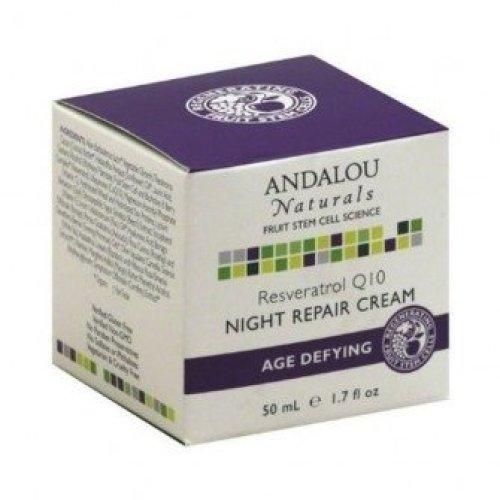 Andalou - Reservatol Q10 Night Repair Cream