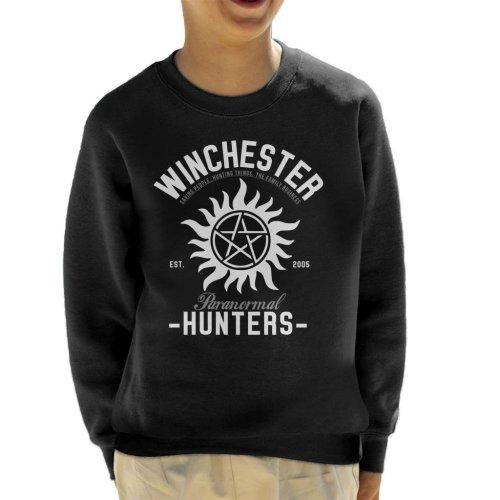 Winchester Paranormal Hunters Kid's Sweatshirt