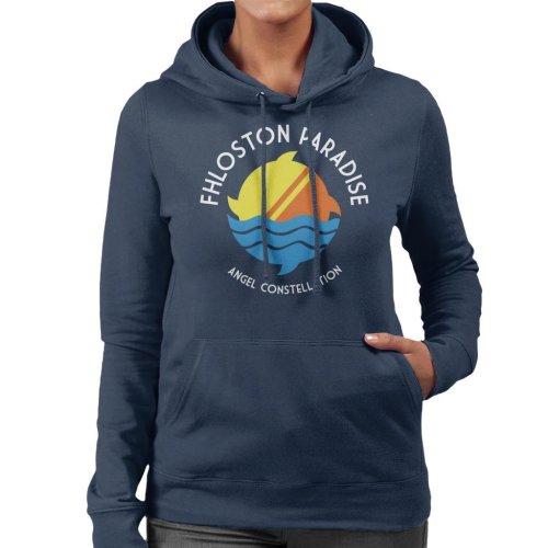 Fhloston Paradise Fifth Element Women's Hooded Sweatshirt