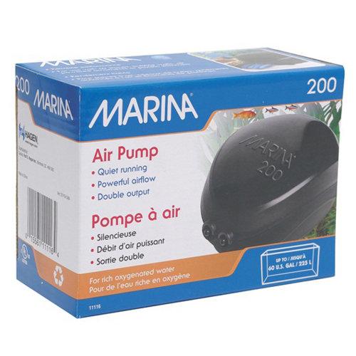 Marina 200 Aquarium Air Pump