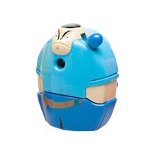 Lovely Boy Manual Pencil Sharpener for Office and Classroom (Blue)