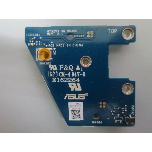 Asus 90NB09V1-R10030 POWER SWITCH_BD./AS 90NB09V1-R10030