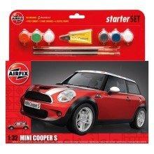 Air50125 - Airfix Large Starter Set - 1:32 - Mini Cooper S
