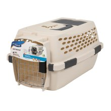 """Vari Kennel II Traditional Small Animal 19"""" Air Travel kennel"""