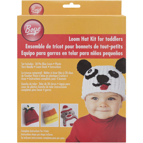 Boye Loom Hat Kit For Toddlers-