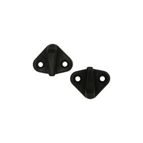 Plastic Canopy Hooks - Pack of 3