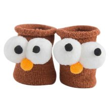 Baby Cool Socks Keep Warm Floor Socks Winter Thicken Boot Socks-A10
