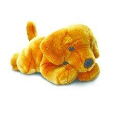 Keel Monty Yellow Labrador Dog Soft Toy 30cm
