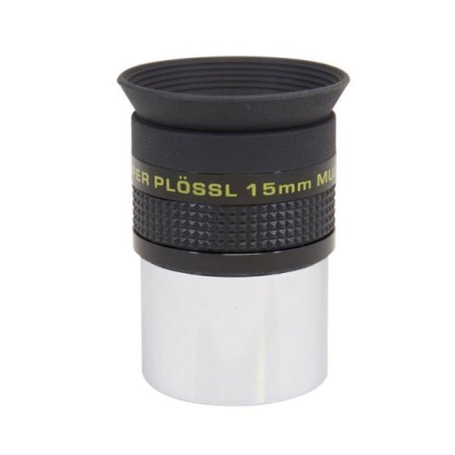 Meade 07173-02 1.25 in. Series 4000 Super Plossl 15 mm