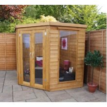 7x7 Corner Summerhouse