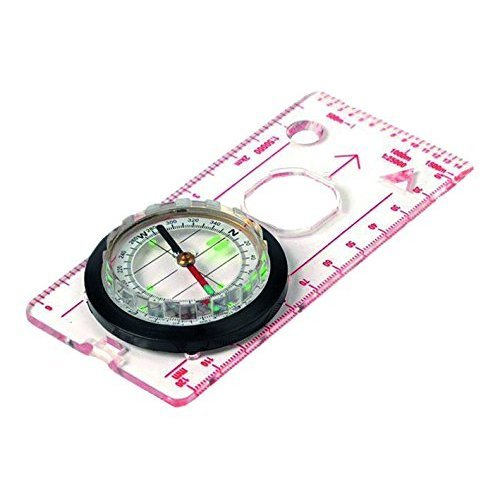 Highlander Deluxe Map Reading Compass