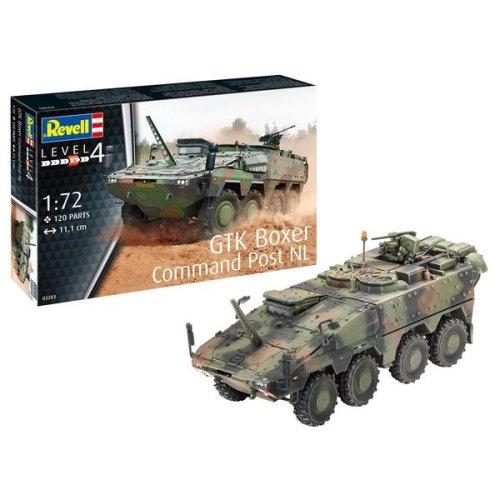 RV03283 - Revell 1:72 - GTK Boxer Command Post NL