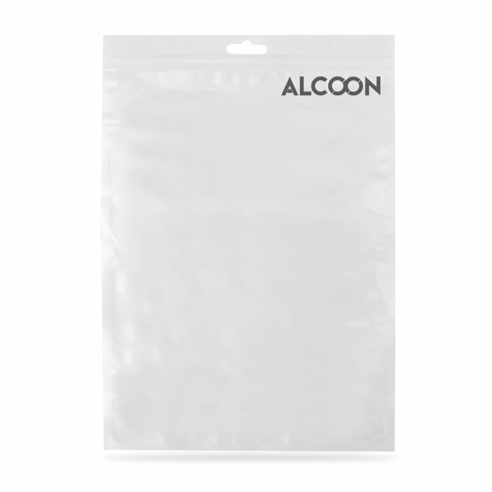 c7586364cff0 Alcoon 200 Pieces Small Clear Resealable Zipper Poly Bags 2 x 3 Inch and 3  x 4 Inch Ziplock Storage Plastic Zip Bags for Jewelry, Gift Card, Candy,...
