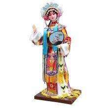 Traditional Chinese Doll Peking Opera Performer - Yang Gui Fei 01