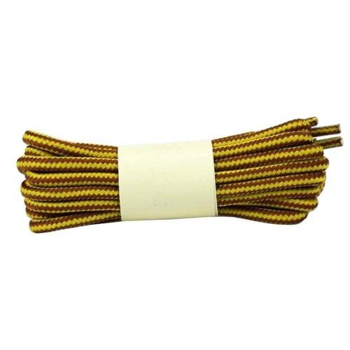 2 Pairs 120cm Round Shoelaces Boot Laces Hiking Shoes Shoelaces #15