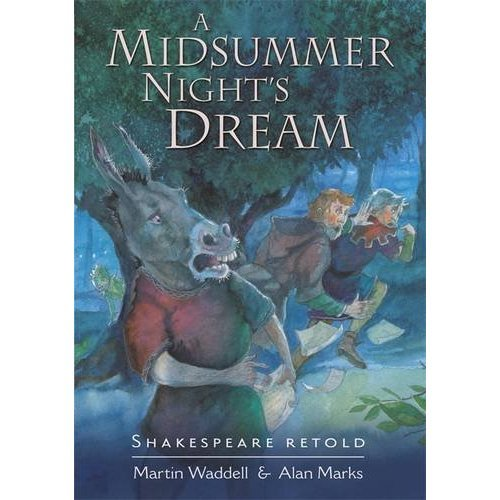 A Midsummer Night's Dream (Shakespeare Retold)