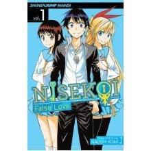 Nisekoi: False Love: Vol. 1