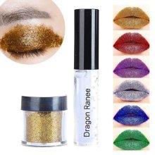 Glitter Eyeshadow With Glue