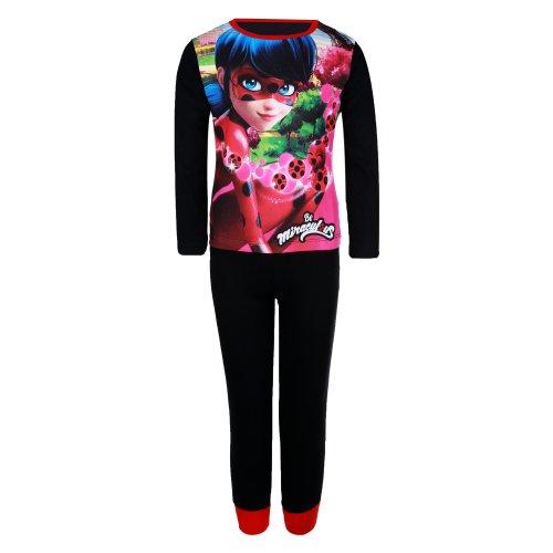 Miraculous Ladybug Pyjamas - Black