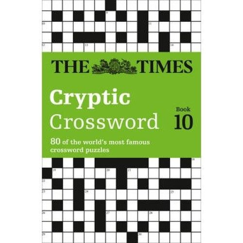 The Times Cryptic Crossword Book 10
