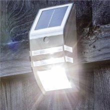 Hyfive - Led - Solar Motion Sensor - Pir Detection - Security Light