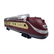 Simulation Locomotive Toy/Simulation Train Toy, B(23.5*6.5*4.5CM)