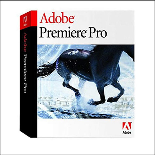 Adobe Premier Pro 7.0 Full Version For PC - Video Editing Software CD With Key